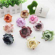 2PCS silk / simulation / simulation peony bouquet wedding table accessories home decoration