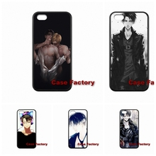 Attack on Titan Levi.Ackerman For HTC One X S M7 M8 mini M9 Plus Desire 820 Moto X1 X2 G1 G2 Razr D1 D3 Samsung Caes Cover