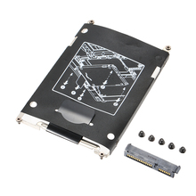 SATA жесткий диск HDD Caddy + разъем для HP EliteBook 2560 P 2570 P серии(China)