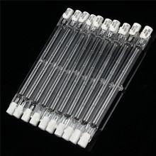 10pcs/lot 100W 300W 500W Halogen Light Bulb Tube Linear Tungsten Lamp Security 115MM Floodlight Lighting AC220V(China)