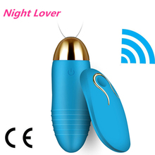 Waterproof 10 speeds Wireless vibrator for woman USB Rechargeable Vibrators massager vagina sex Vibrating Egg Sex Toy For Women