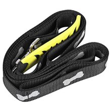 Innovative Sassy Heavy Duty Strap Dog Leash Attaches Comfortably to Your Waist Dog Leash With The Reflective Design(China)