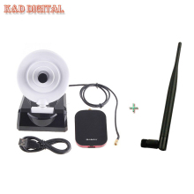 5dBi Omni Antenna and 36dBi Radar Antenna Blueway N9800 High Power USB WiFi Adapter USB WiFi Decoder