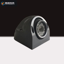 shenzhen manufacture direct supply cheapest price ahd 720p side view camera  dvr 4ch car