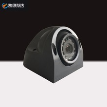 shenzhen manufacture direct supply cheapest price ahd 720p side view camera dvr 4ch car(China)