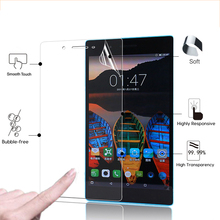 "Buy Premium clear Glossy films Lenovo Tab3 7 LTE TB3-730M 7.0"" tablet pc Anti-Scratches HD LCD Screen Protector Film tools for $1.67 in AliExpress store"