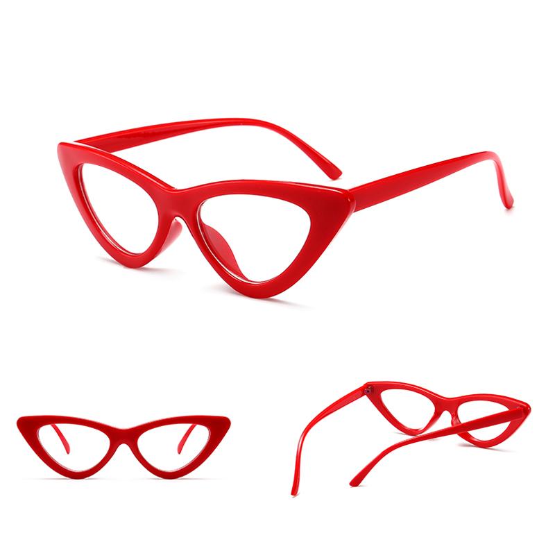 retro cat eye glasses frames for women 0317 details (4)