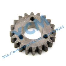 Crankshaft Gear Moped Scooter GY6 125 150CC Driven Gear Start Tooth Scooter Engine Part Wholesale YCM Drop Shipping