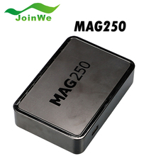 Best Linux mag250 IPTV box , Set Top Box support Wifi usb connector, Cable Not include IPTV account Mag 250 tv set top box