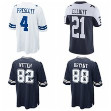 YOUTH Dallas Ezekiel Elliott Dak Prescott Jason Witten Dez Bryant cowboys jersey(China)