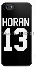 One Direction Niall Horan Jersey Cover Case for iPhone 4 4S 5 5S 5C 6 6S Plus Samsung Galaxy S3 S4 S5 Mini S6 S7 Edge Plus Case(China)
