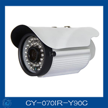 "1/3""SONY 800TVL camera with  IR LED waterproof  ir thermal camera.CY-070IR-Y90C"