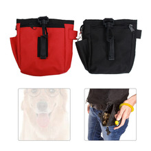 Professional pet dog training retail small hanging bag out snack bag training dog special purse