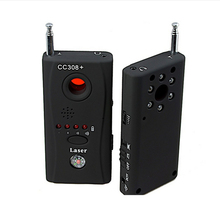 FORECUM CC308 Wireless Full frequency detector Laser Detector Camera For Personal Privacy Security Signal GSM Device Finder(China)
