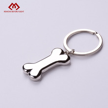 REMOVE BEFORE FLIGHT Brand New Fashion Key Chain Dog Bones Shaped Keychain Creative Christmas Gifts Key Chains for llavero