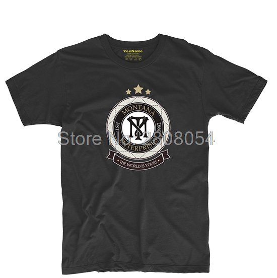 Montana Enterprises Co Mens & Womens Baseball T Shirt Trendy Tee Printing T Shirt(China)