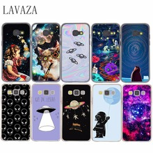 1162O  Hard Case for Samsung Galaxy A3 A5 A7 A8 J5 J7 Grand 2 J3 J5 Prime Note 2 3 4 5 2017 2016 2015 The Large Space Alien