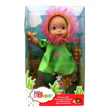 38cm sunflower girl Little Mommy baby doll Fragrant Boneca doll toy figure toy