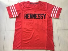 Queens Bridge Jersey #95 Hennessy Alll Stitched Logo Men S-3XL Jerseys Free Shipping Viva Villa(China)