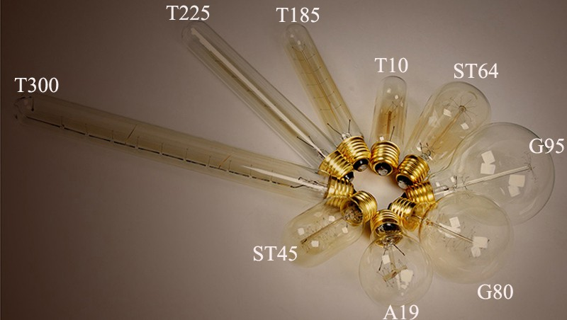Edison Light bulbs 1