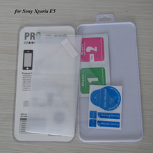 100PCS/Lot For Sony Xperia E5 Tempered Glass Film 2.5D HD Screen Protector For Sony E5 Mobile Phone By DHL