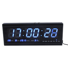 Compare Prices on Big Time Digital Wall Clock Online ShoppingBuy