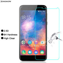 Tempered Glass Film for BQ BQS-5520 Mercury Jonsnow Front LCD Clear Explosion-proof Screen Protector pelicula de vidro
