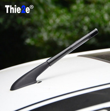 Carbon Fiber Car FM Radio Aerial Antenna Modify For Suzuki SX4 SWIFT Alto Liane /Grand Vitara/ Jimny/ S-Cross/ Splash/ Kizashi