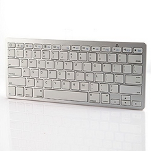 Bluetooth 2.0 Wireless Remote Keyboard for Mac OSX iPad iPhone & iPod Touch