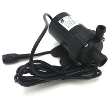 660A Solar DC 12V 24V Hot Water Circulation Pump Brushless Motor Water Pump 900L/H free(China)