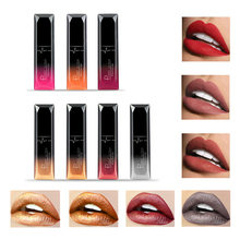 21Colors Amazing Waterproof Lip Gloss 7.5ml Long-Lasting Matte Lipstick Liquid Nude Velvet Makeup