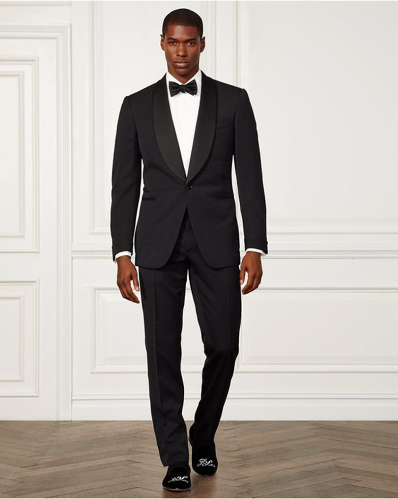 Online Buy Wholesale black suit fashion from China black suit ...
