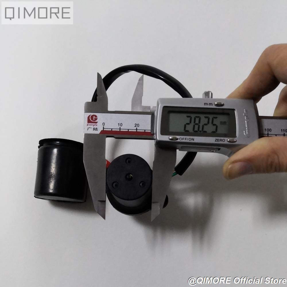 JOG90 Choke valve 7