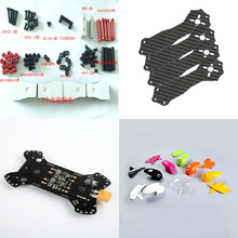 Power Distribution Board PDB,Cover Canopy Hood,Arm, Hardware Screws Parts For RoboCat 270 FPV Racing Quadcopter Replacement(China)