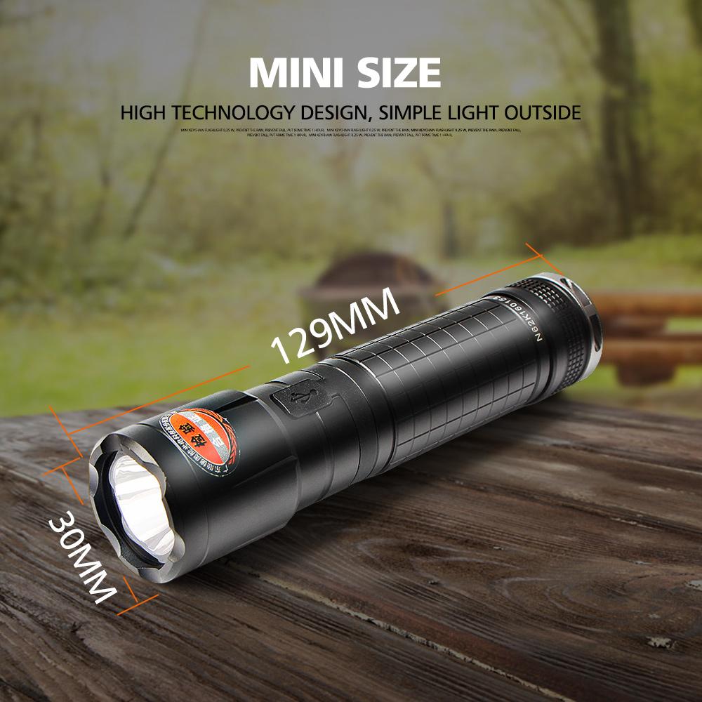 04 Flashlight Battery