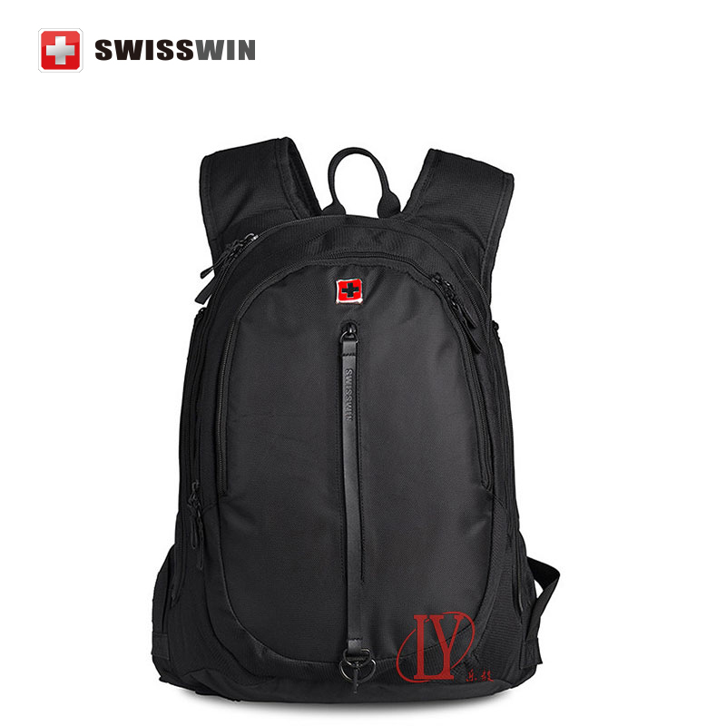Swisswin School Backpack for Teenagers Girls Boys Waterproof Travel Bag wenger 15.6 inch Laptop Backpack Gear Computer Backpack<br><br>Aliexpress