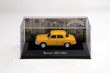 IXO 1:43 Scale Renault 1093 1964 Diecast Toys Auto Show Models Cars Collection Hobbies Gift(China)