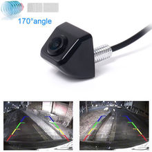 Wired HD CCD 170degree Car Rear View Side Front and Backup Color Night Vison BACKUP Camera(China)