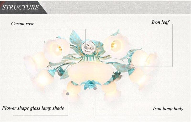 Ceramic ceiling light (23)