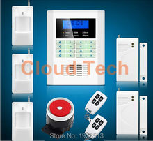 433MHZ/315MHZ Guard security 101 defense zones dual-network GSM PSTN alarm system,Drop shipping home alarm system