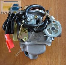 PD24J KEH Carburetor for Scooter Moped ATV GY6 125 Carburetor GY6 150 carburetor 152QMI 157QMJ(China)