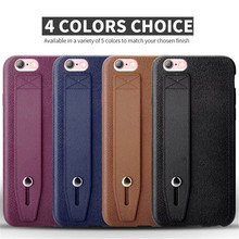 Super Thin Leather Pattern Texture Silicone Cell Phone Cases for iPhone 5 5S SE 6 6S 6Plus 7 7Plus Luxury Soft TPU Back Cover(China)