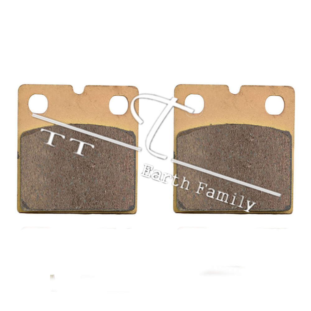 Motorcycle Parts Copper Based Sintered Brake Pads For BMW R65LS(Brembo Caliper)  81-85 Motorbike FA18 Front brake discs FA18HH<br><br>Aliexpress