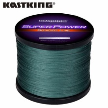 KastKing Lake Sea Fishing 1000m Braided Fishing Line 10 12 15 20 25 30 40 50 65 80LB PE Multifilament Fishing Line(China)