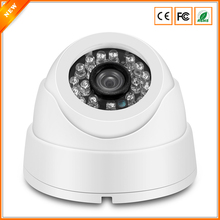 BESDER Indoor Dome Analog Camera CCTV 800TVL 1000TVL Optional 24PCS IR LED Night Vision With Auto IR Cut Filter CMOS Sensor