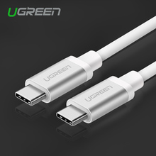 Ugreen USB C Male to Male Type-C Fast Charging Cable USB Type C Cable Hi-Speed  for Nexus 6P 5X Oneplus2 USB 3.1 Type C Devices
