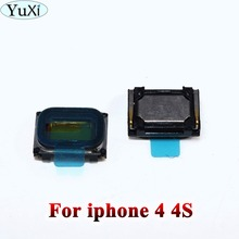 YuXi 1pcs High performance For iPhone 4 4G 4 Earpiece Speaker Ear Speaker Hot Sale(China)