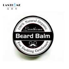 Lanthome Natural Moustache Wax beard balm Organic Beard Conditioner bro beard shaping balm wax Moisturizing modeling for man(China)
