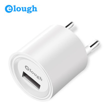 Elough Mini EU US Plug USB Charger Adapter For Mobile Phone Tablet Laptop Fast Charging Universal USB Turbo Travel Wall Chargeur