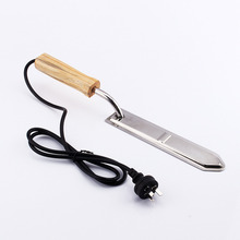 220V Honey Scraper Tool Bee Breeding Electric Honey Uncapping Knife Beekeeper Stainless Steel Electric Heatingknife
